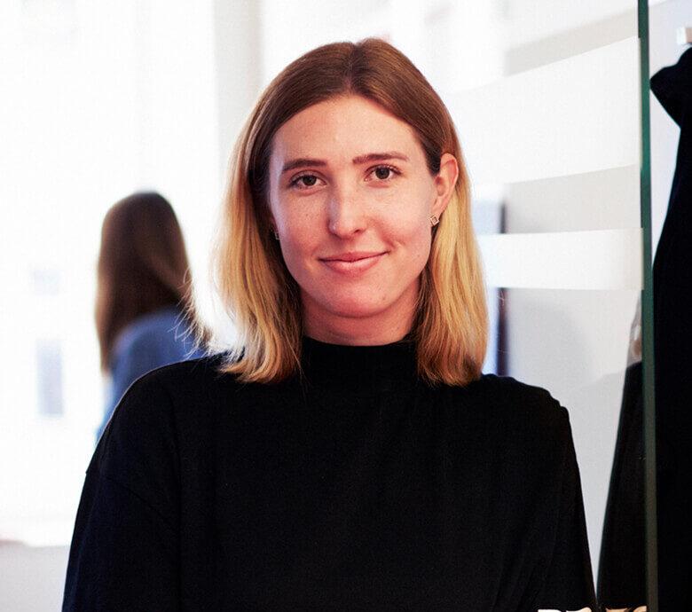 Claudia Glandt Portrait