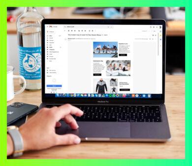 Morotai Website Desktop Ansicht