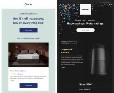 Casper & Bose Newsletter