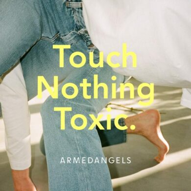 """""""Touch nothing toxic"""""""
